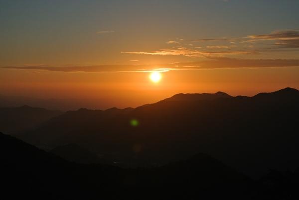 2016年9月3日の栃木県日光の前白根山登る その2車で日光湯元へ
