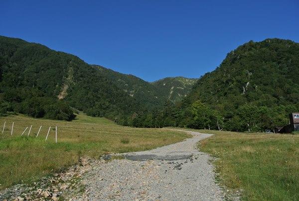 2016年9月3日の栃木県日光の前白根山登る その3湯元スキー場