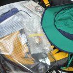 2016年9月3日の栃木県日光の前白根山登る その1準備