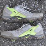 ローカットの登山靴からミドルカットの登山靴を買いたいな