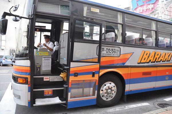 2016北海道東北放浪6泊7日旅 その1高速バスでフェリーターミナルへ2016年9月16日