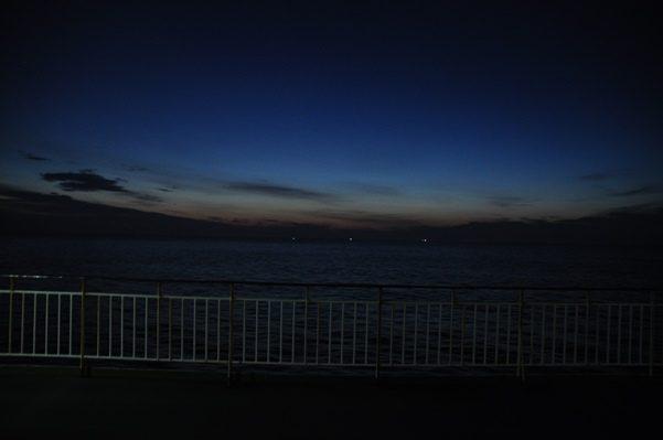 2016北海道東北放浪6泊7日旅 その3フェリーの中と入港2016年9月16日17日