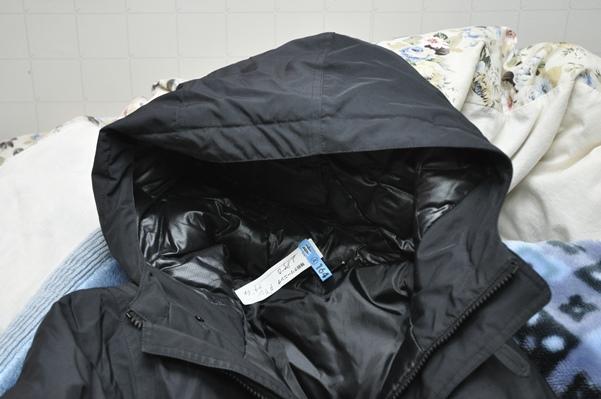 セミロングのコートを出した 2016年11月1日
