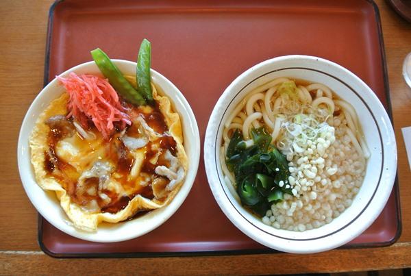 栃木市に行ったので山田うどんで食べに行ってきて