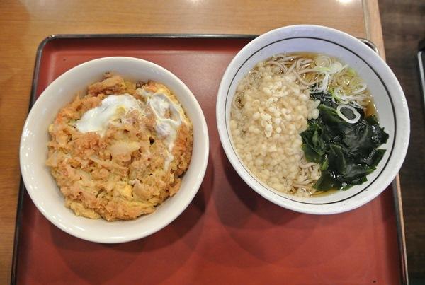 山田うどんで初めて蕎麦を食べた