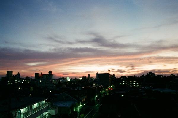 東京の生活は青春ですよね