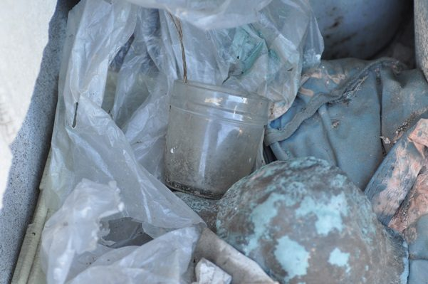 昔よく使っていたガラスのコップがモロゾフのプリンの容器と知って