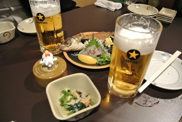 2016年の年末に新宿で飲んで、コンバージョンのことと元日から収益が出てうれしい