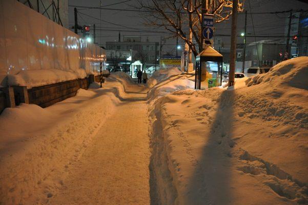 2017北海道好きなら冬に行かないとの5泊6日旅 その6札幌で本屋を探してサンクスと友達の所へ2017年1月30日