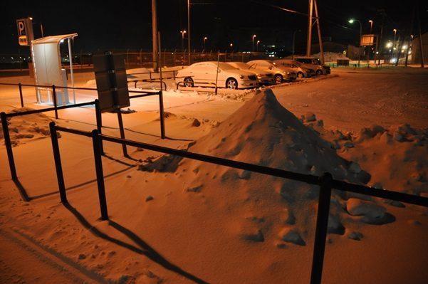 2017北海道好きなら冬に行かないとの5泊6日旅 その8稚内フェリーターミナル礼文香深行き乗船2017年1月31日
