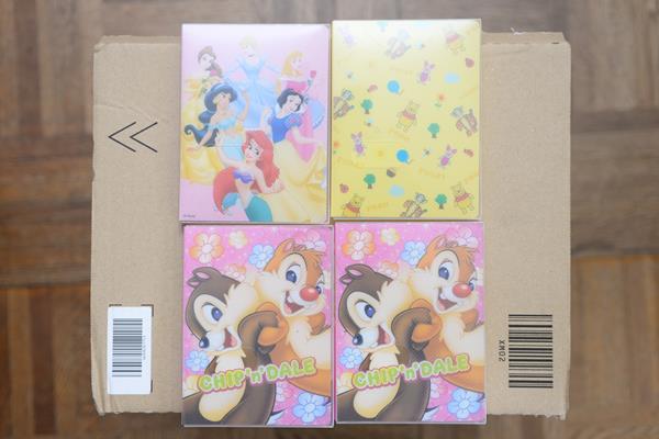 ディズニーの文庫サイズぐらいのフォトアルバムをamazonで買う