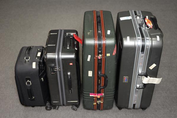 スーツケースを選ぶ上での大きさからと用途からの比較と選び方