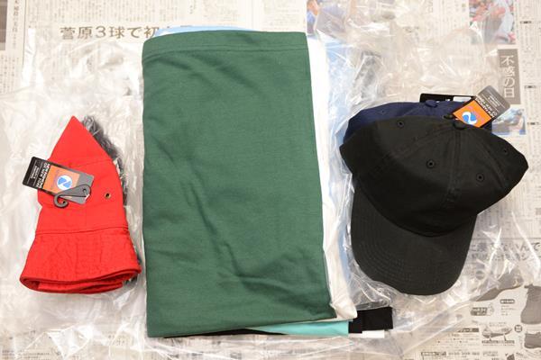 ユナイテッドアスレ5.6ozとニューハッタンの帽子を買ってとても良かった