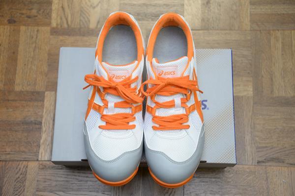 アシックスの安全靴は本当に履きやすくて良い