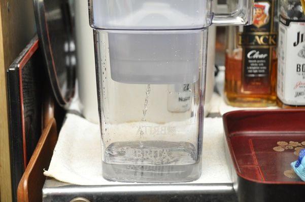 おすすめなおいしく水道水を飲む方法